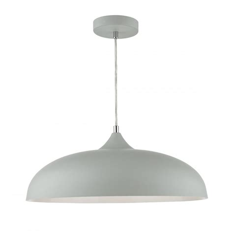 Grey Ceiling Light Retro Light Grey Ceiling Pendant Light Great For Kitchen Islands