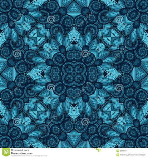 abstract tribal pattern seamless abstract tribal pattern vector stock vector
