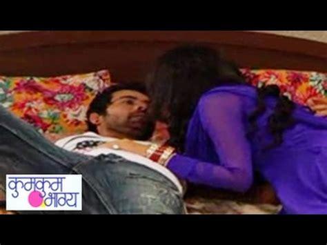 bedroom romance youtube kumkum bhagya 10th october 2014 full episode pragya
