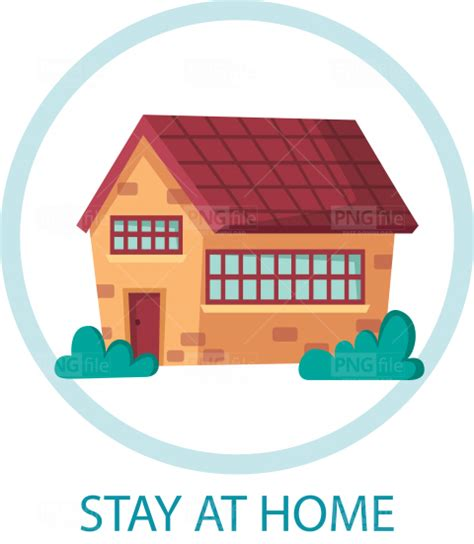 stay  home cartoon png photo  pngfilenet