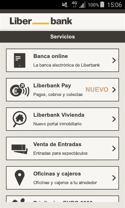 banca distancia liberbank banca online liberbank android apps on google play