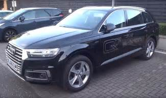 Audi Q7 Audi Q7 E 3 0 Tdi Quattro Overview And Test Drive