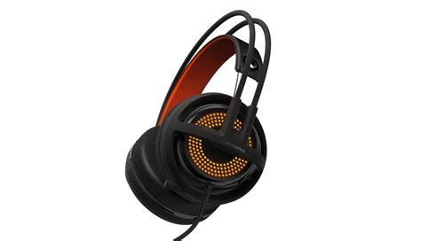 Steelseries Headset Siberia 350 siberia 350 usb illuminated rgb gaming headset steelseries