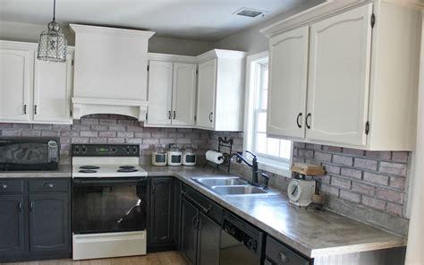 kitchen counter backsplash rustic kitchen with white scheme and country kitchen