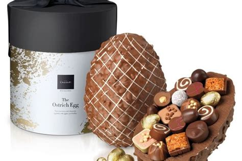Hotel Chocolat Organic Easter Eggs Hippyshopper by Small Thief Steals Big Egg Luxury 163 75 Easter Egg Swiped