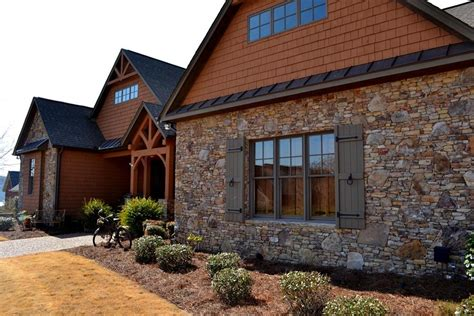 rock siding for houses stone house with wood siding google search all about build a house pinterest