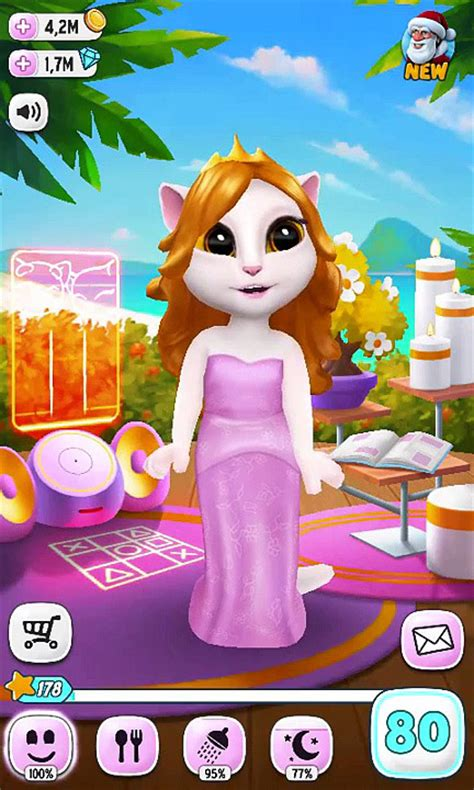 my talking my talking angela bgbox