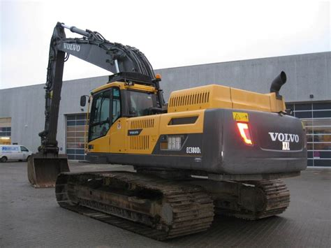 volvo ecdl crawler excavators year   sale mascus usa