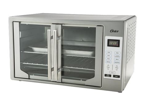 Digital Convection Toaster Oven Oster Digital French Door Tssttvfddg Toaster