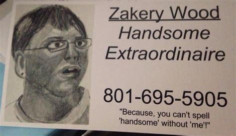 Business Card Meme