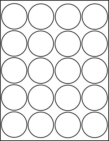 2 inch circle template 8 best images of printable labels 2 printable