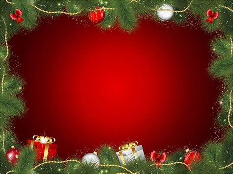 christmas border  vector art   downloads
