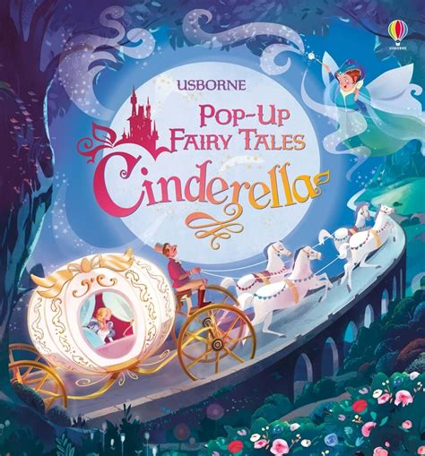 pop up cinderella at usborne children s books
