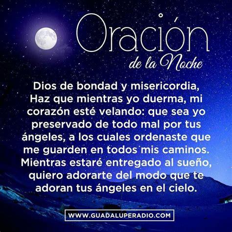 imagenes cristianas oracion de la noche oraci 243 n de la noche buenos noches pinterest