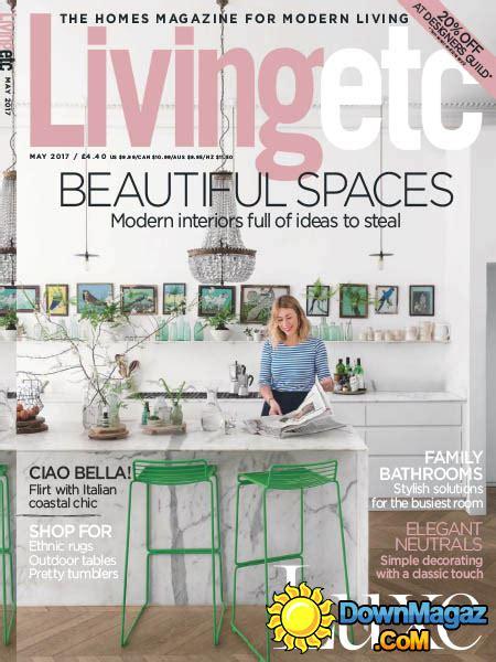 design etc magazine living etc 05 2017 187 download pdf magazines magazines