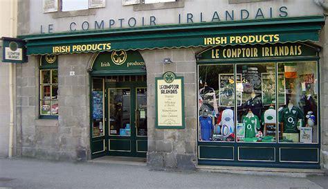 quimper le comptoir irlandais