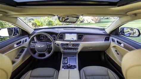 Hyundai Genesis Inside by News 2018 Hyundai Genesis G80 Interior