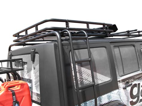 Jeep Cargo Racks Garvin 169 44500 Adventure Rack Ladder For 07 17 Jeep