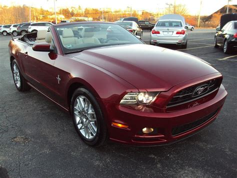 used mustang convertible for sale 2014 ford mustang convertible stock 1541 for sale near