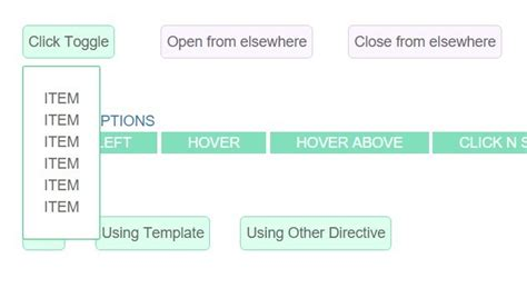 bootstrap popover custom template image collections