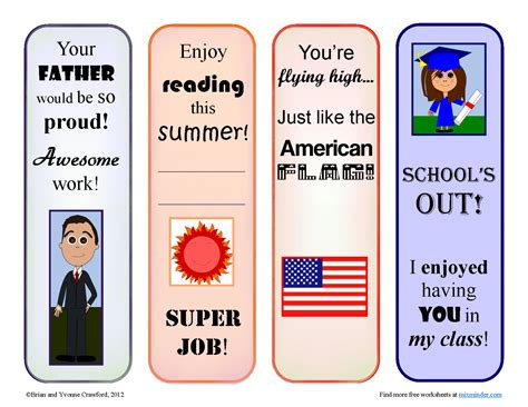 printable reward bookmarks june reward bookmarks mixminder