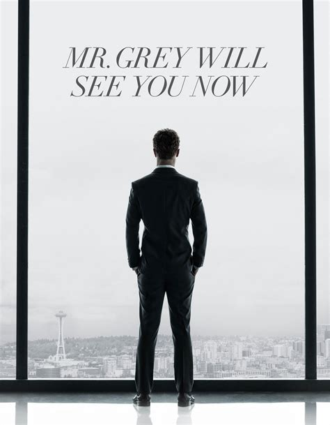 fifty shades of gray fifty shades of grey gets new poster this time with