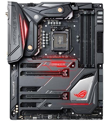 Mobo Intel Asus Motherboard Rog Maximus Ix Code asus rog maximus viii formula motherboard announced