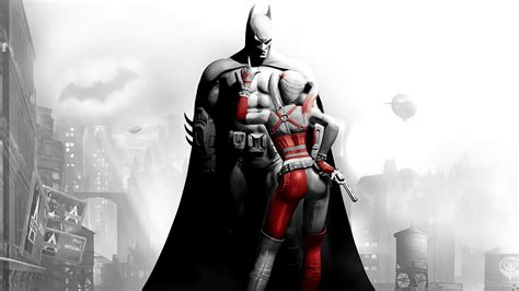 batman and harley quinn batman and harley quinn wallpapers hd wallpapers id 10210
