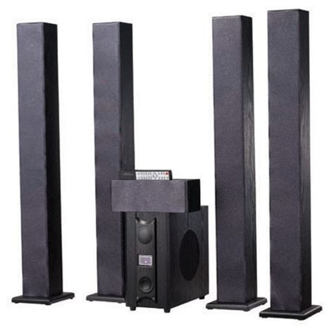 china 5 1 channel tower home theater speaker system