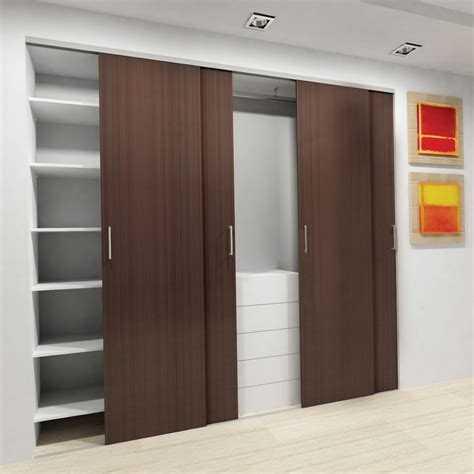 Tri Sliding Closet Doors Trifold Interior Sliding Doors In Bedroom Small 4 Ways New Replacement Doors Will