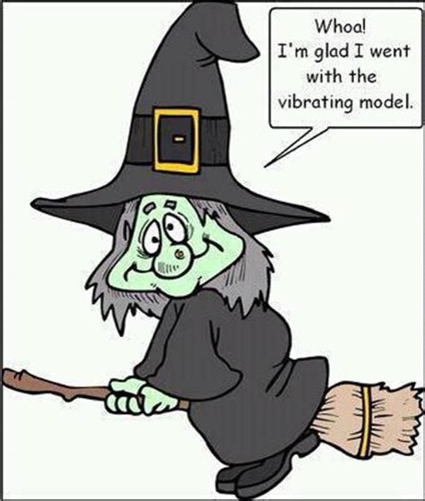Broom Meme - hump day witch rides vibrating broom array the day com