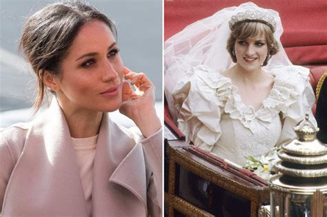 meghan markle what tiara did she wear princess diana meghan markle could pay tribute to harry s