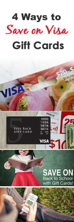 Is There A Activation Fee For A Visa Gift Cards - 1000 images about gift card tips on pinterest gift cards discount gift cards and