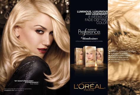 bigger version of new l oreal s ad everything in time