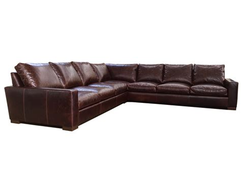 braxton leather sofa braxton leather quot grand corner quot sectional sofa leather