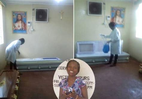 Morgue Assistant by Morgue Attendant Says She Gets Dumped By Boyfriend Because The Dead