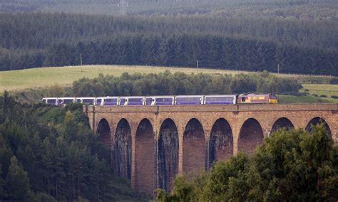 Caledonian Sleeper Stops by An Elegy For The Sleeper A Waning Symbol That