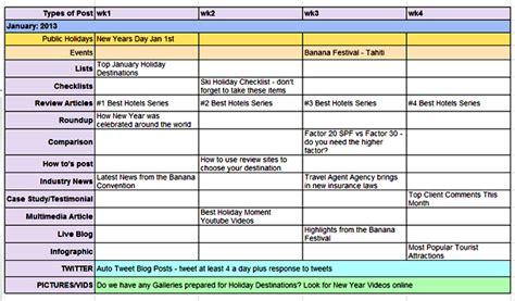 content marketing calendar template hubspot product