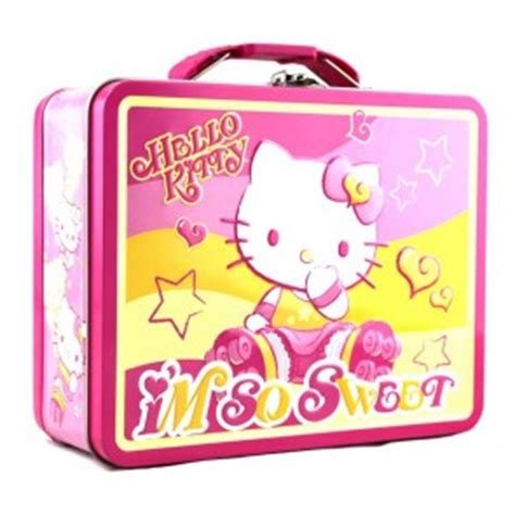 Hello Cake Pink Lunch Box hello store hello merchandise gifts products and stuff