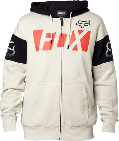 Hoodie Zippjaketsweater Fox Racing fox racing libra sherpa zip hoody bto sports