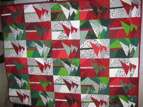 wonky tree quilt     year
