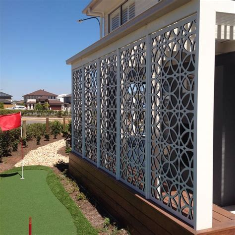 Decorative Screen by 1000 Images About Privacy Screens On Decks