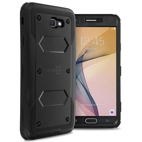 Casing Cover Samsung J7 Prime 2016 Rugged Armor Soft Back for samsung galaxy on7 2016 only on nxt j7 prime cover armor ebay