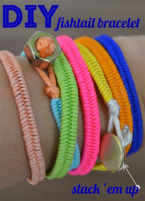 diy crafts bracelets 30 must make diy bracelets artzycreations