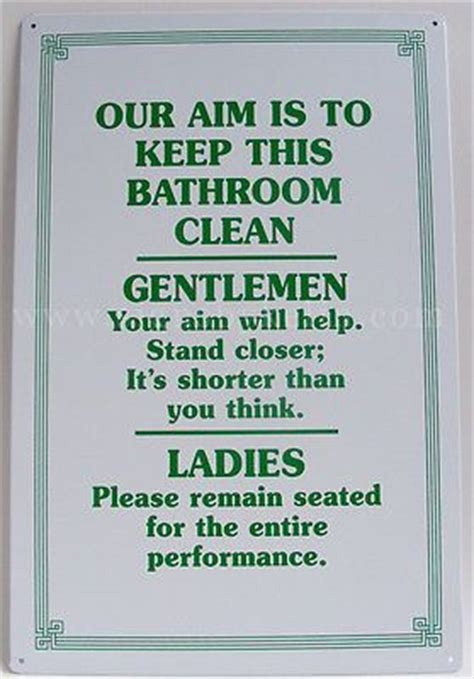 Bathroom Signs For Office 78 Best Toilet Humor Images On Pinterest Baby Photos Plumbing Humor And 1 Year Photos