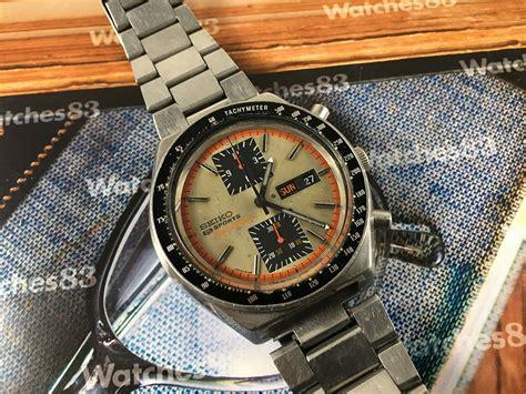 Seiko Kakume seiko kakume speedtimer chronograph vintage automatic
