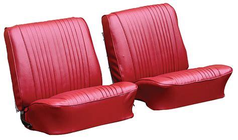Bench Sport Pui Seat Upholstery 1965 Cutlass 4 4 2 Sport