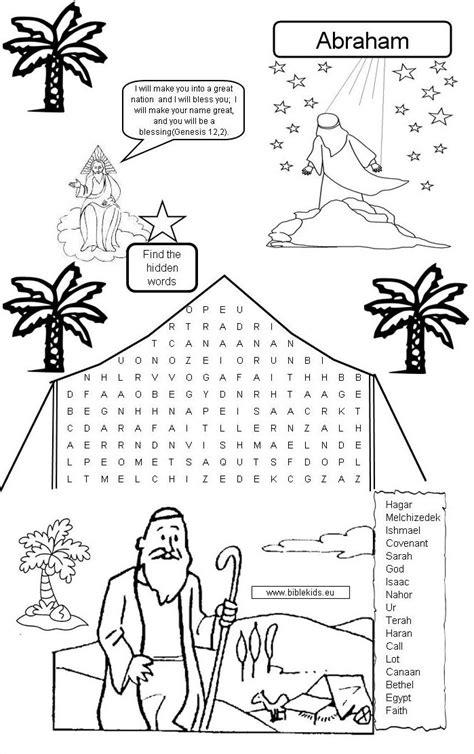 abraham covenant coloring page abraham abraham drawings