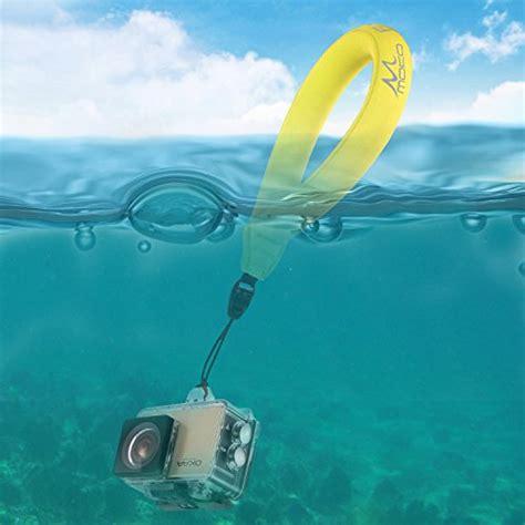 Floating 5 Balls Underwater Photography Lanyard For Gopro 5 4 Xc waterproof float 2 pack moko floating foam wrist for underwater