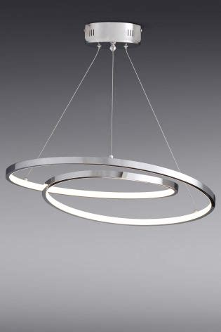 Next Pendant Lights Buy Eternity Led Pendant From The Next Uk Shop